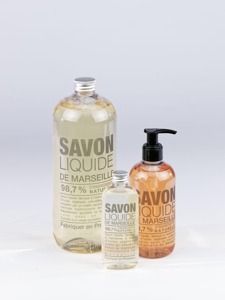 Fabricant de savon liquide naturel de Provence