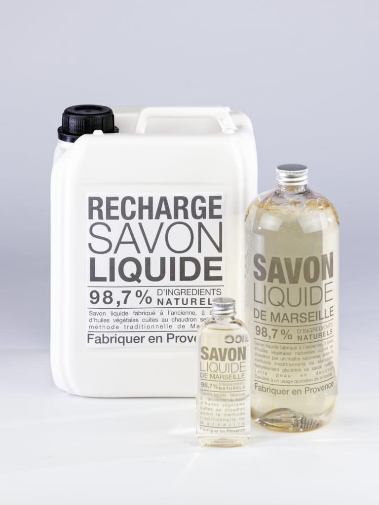 Fabricant de savon liquide en marque blanche