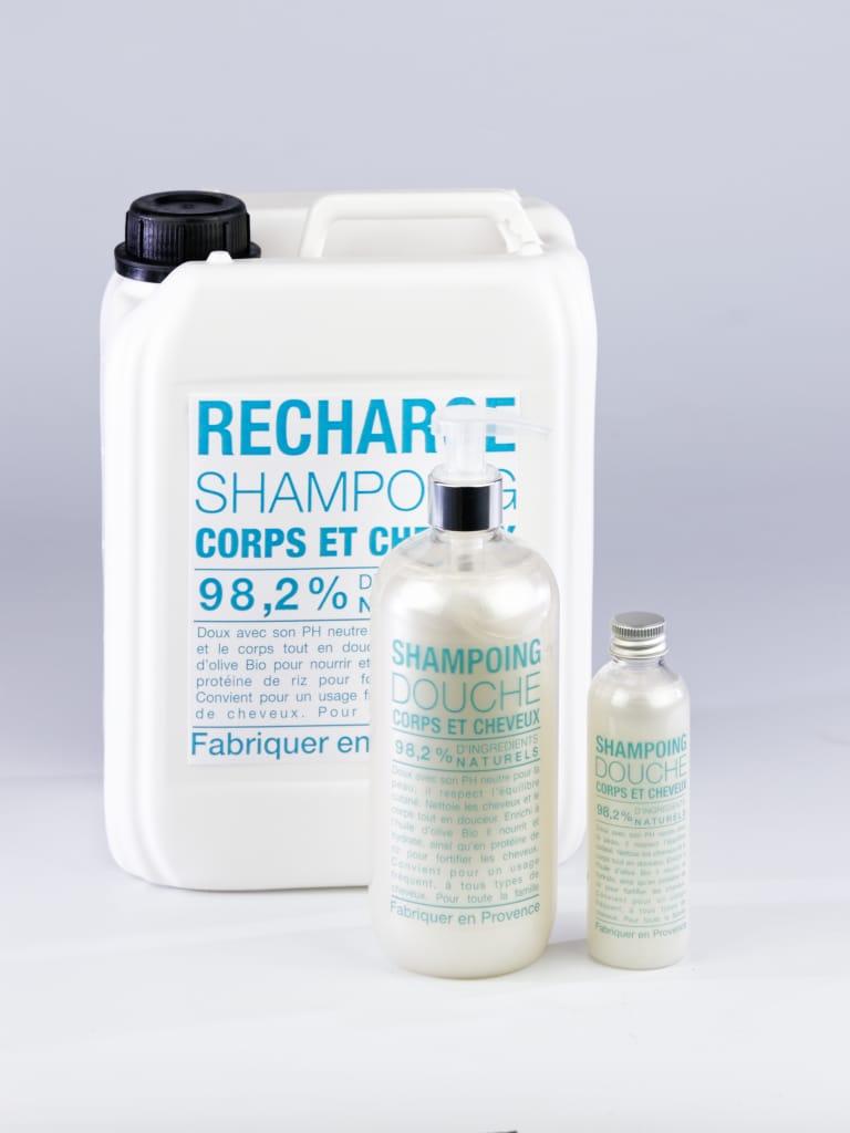 Fabricant de shampoing en marque blanche
