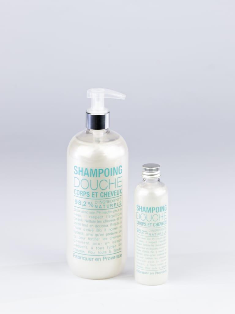 Fabricant de gel douche et shampoing