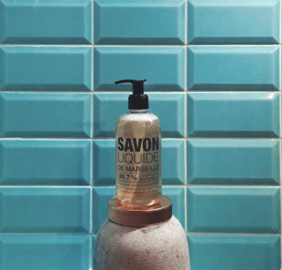 Savon liquide de Marseille en private label