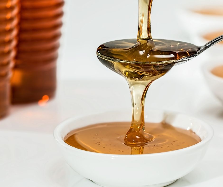 Cosmétiques au miel